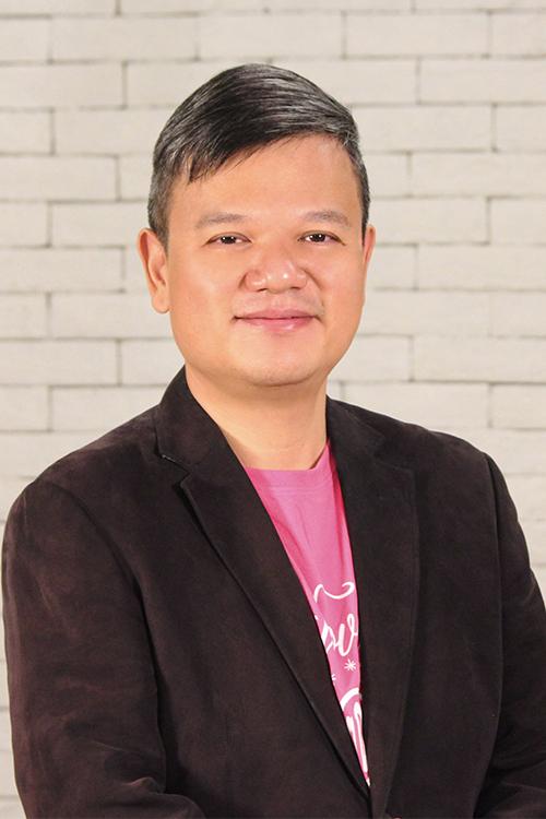 郭偉傑牧師 Edward Kwok